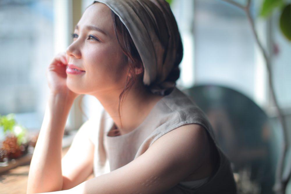 7月号 / model Ayuka Kajiwara