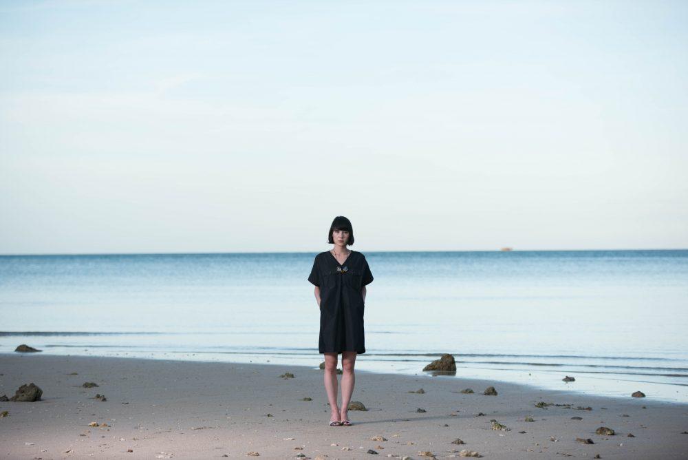8月号 / Model Jennifer Nakayama