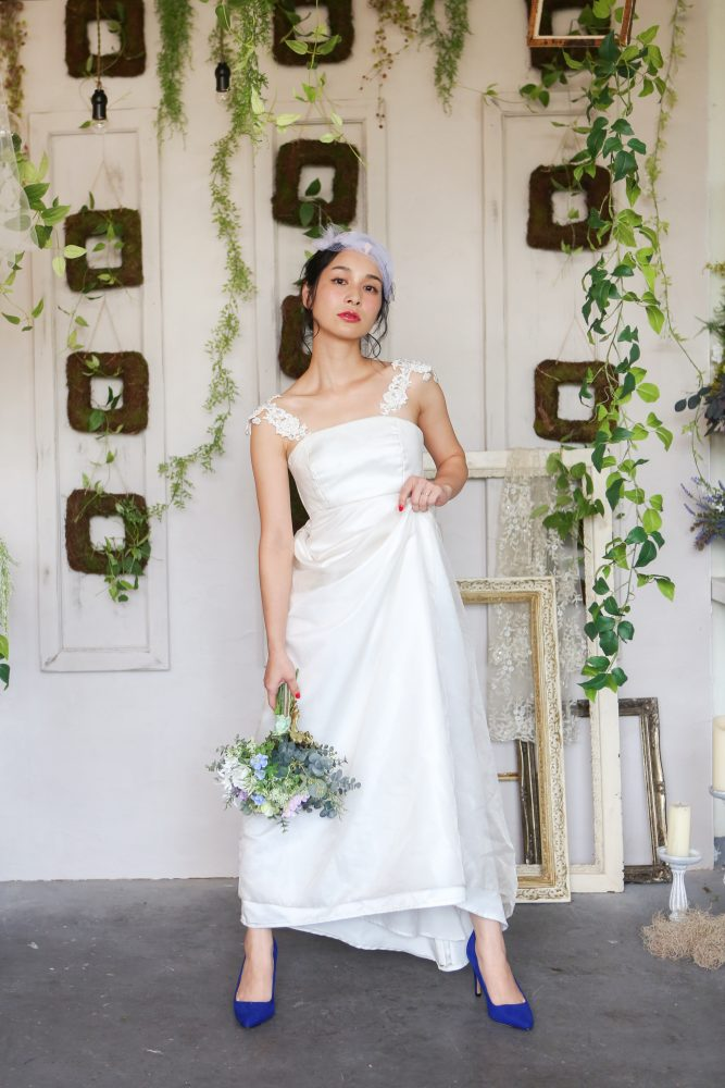 dress produce / model manami ashitomi